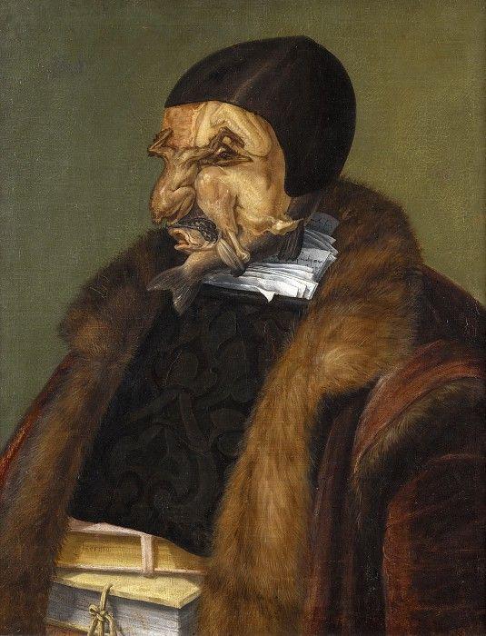 Юрист. Джузеппе Арчимбольдо
