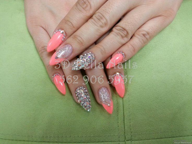 Mejores 131 imágenes de Nails en Pinterest | Uñas bonitas, Diseños ...