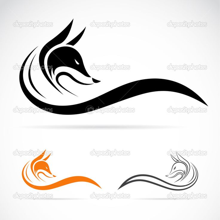 Fox Stock Vectors, Royalty Free Fox Illustrations | Depositphotos®