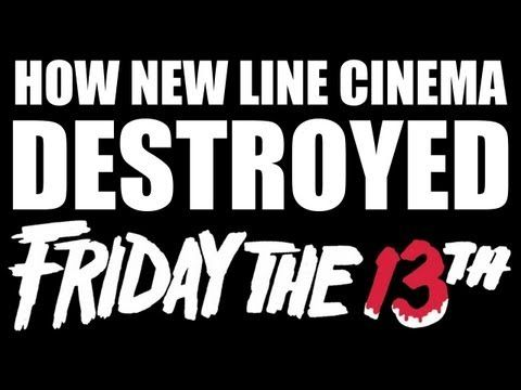 (Documentary) How New Line Cinema Destroyed the Friday the 13th Franchise - YouTube
