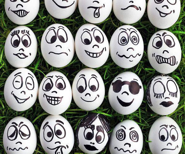 décorer des oeufs pour Pâques