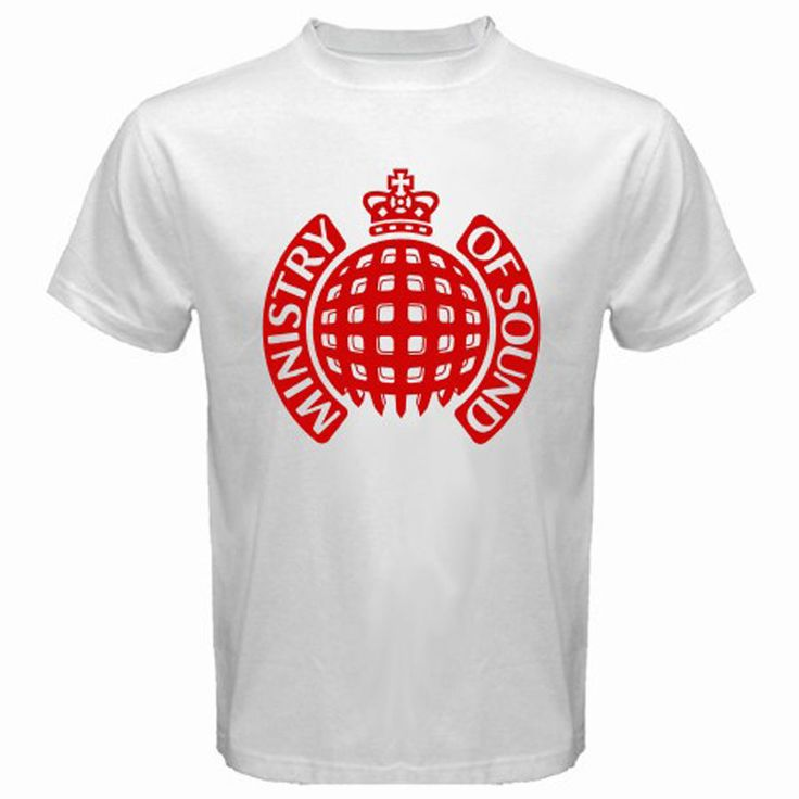 >> Click to Buy << New Ministry of Sound Dance House Music Logo Men's White T-Shirt Size S To 2XL Print T Shirts Man Short Sleeve T Shirt #Affiliate