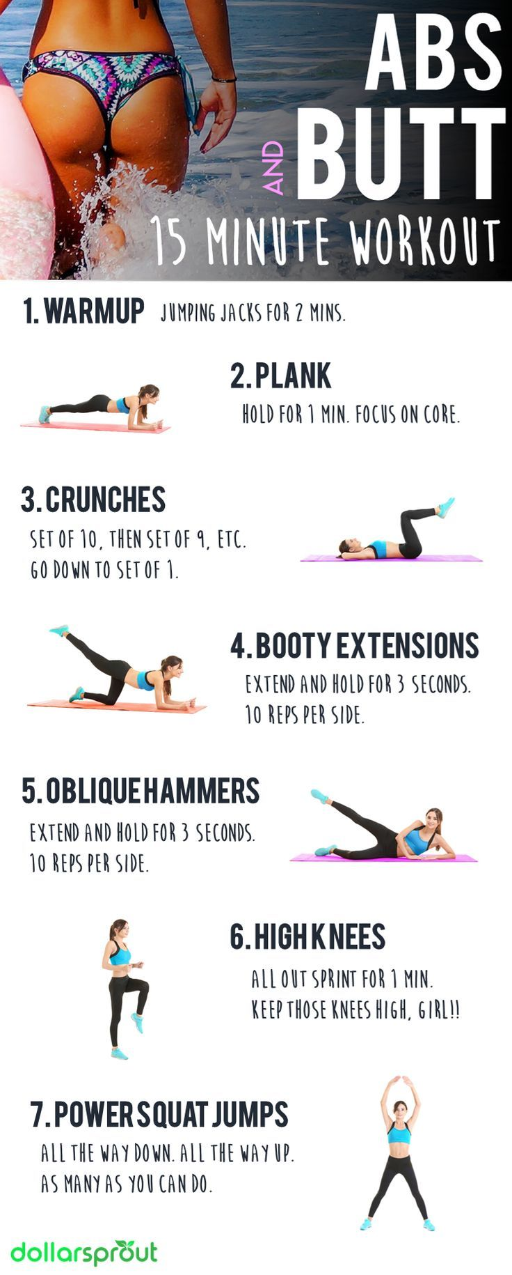 Best 25+ Ab workouts ideas on Pinterest | Abdominal ...
