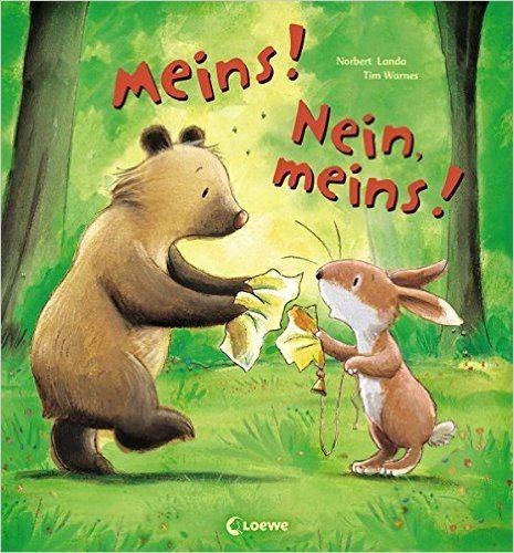 Meins! Nein, meins!: Amazon.de: Norbert Landa, Tim Warnes: Bücher