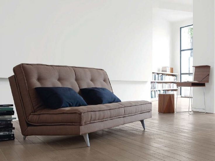 Fabric Sofa Bed With Removable Cover NOMADE EXPRESS By ROSET ITALIA Design  Didier Gomez