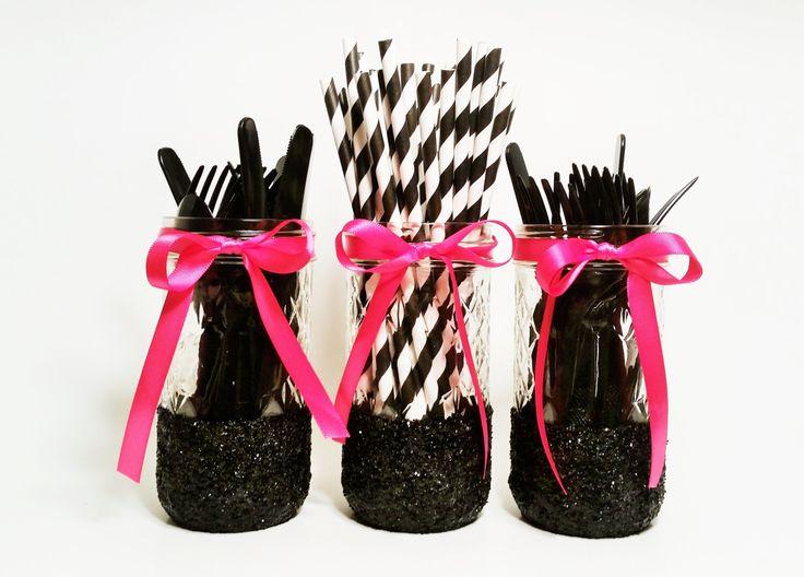 Top 25+ Best Black Party Decorations Ideas On Pinterest