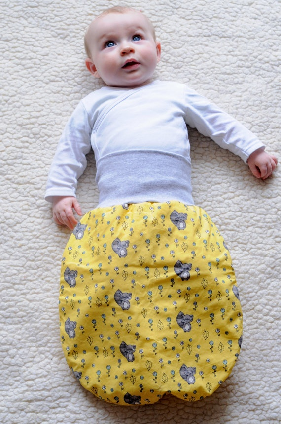 baby sleeping bag neat idea and easy diy