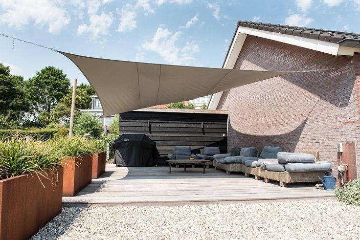 109 best inspiratie voor de tuin images on pinterest pergolas om and terrace - Creeren van een tuin allee ...