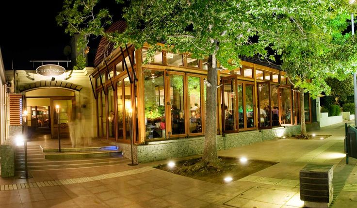 One of the best! @cuerovaca is located in Vitacura-Santiago-Chile