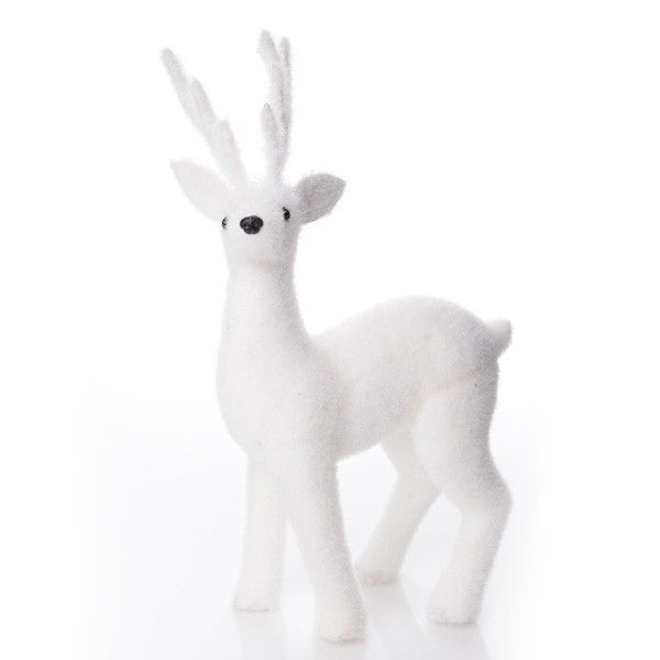 White Sisal Reindeer