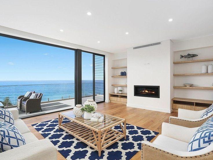 Newport, NSW Sales Agent - David Rothschild McGrath Estate Agents - Seaforth 02 8978 9000 Property Video - www.youtube.com/watch?v=iHgAzM-MJHE #livingroom #design #homeinspo #houseoftheday