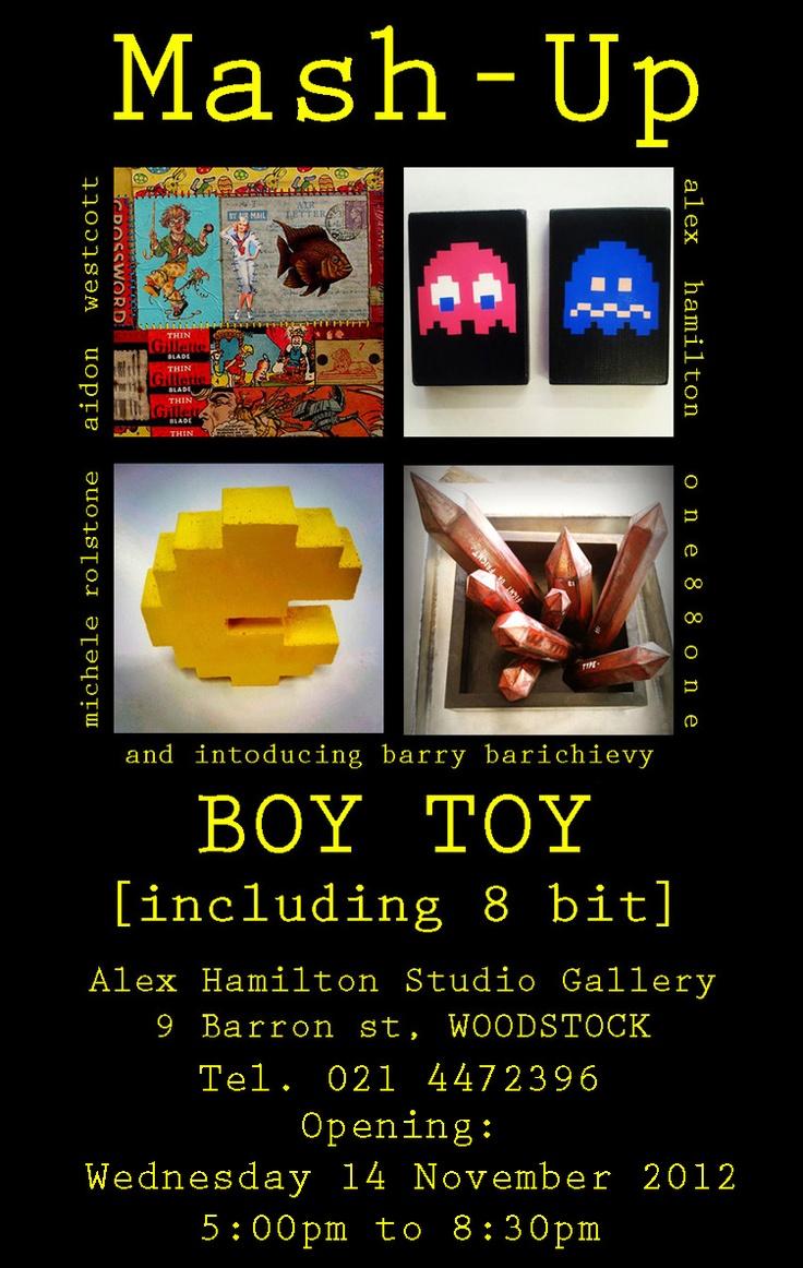 Mash-Up: Boy Toy, November 2012