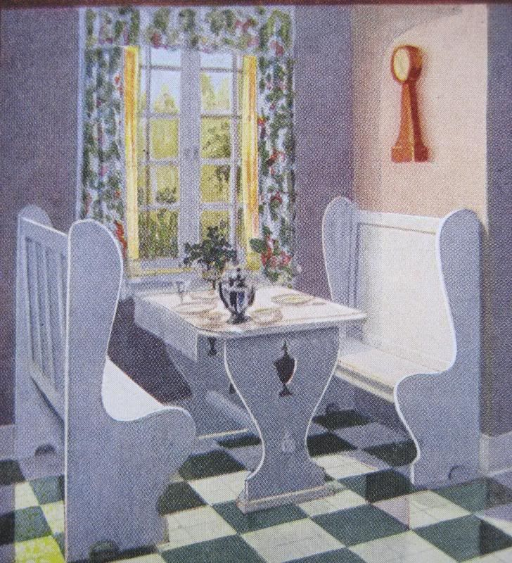 Best Breakfast Nook Images On Pinterest Breakfast Nooks - Craftsman bungalow kitchen breakfast nooks
