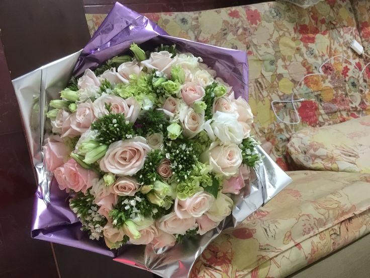 Flower wrap