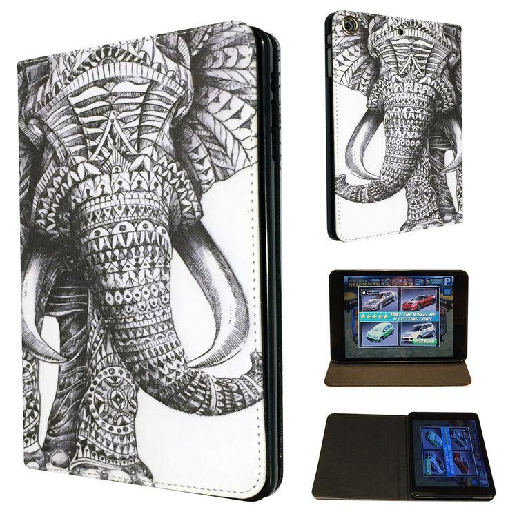 Aztec iPad mini elephant case on eBay