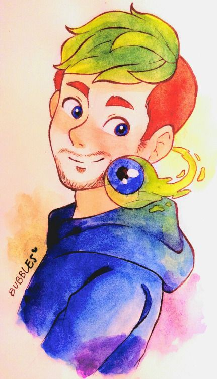 kihori: This is late but congrats on the 13 million subs therealjacksepticeye: Aw this is super cute :) thank you!
