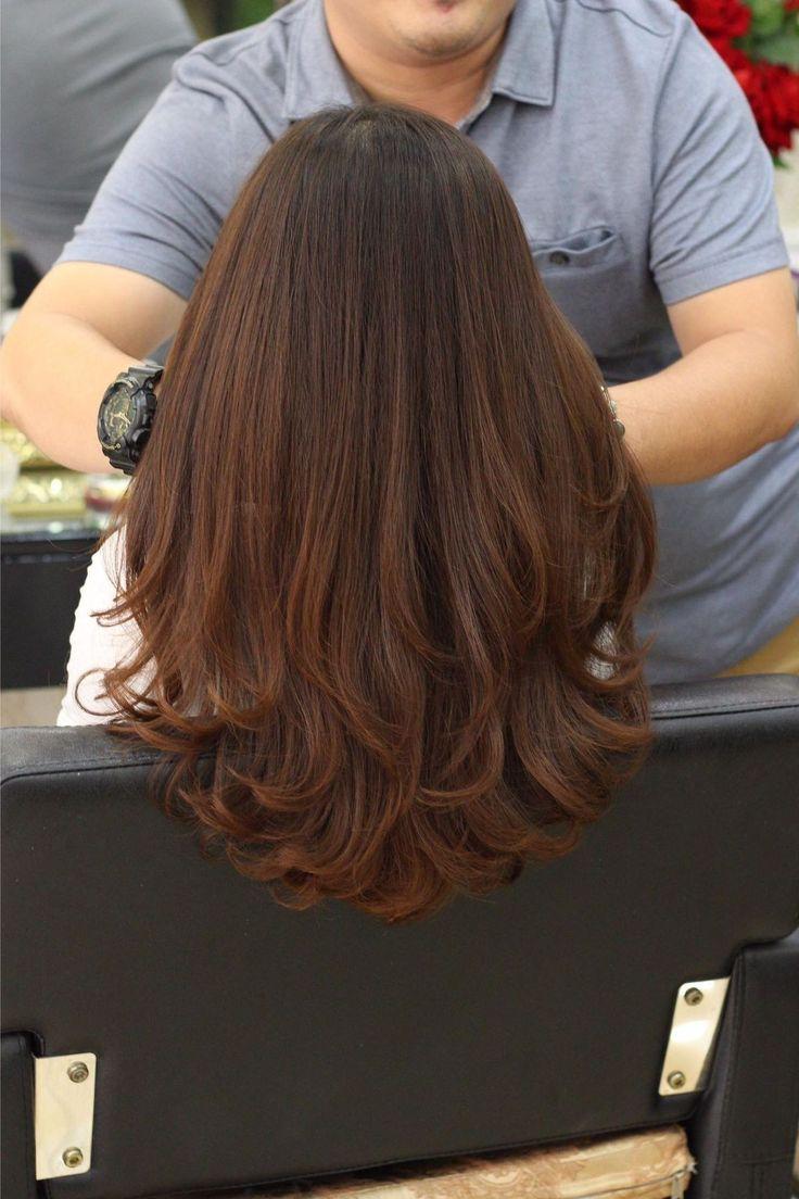 Pin von A W auf hair   Lange haare, Frisuren lange haare