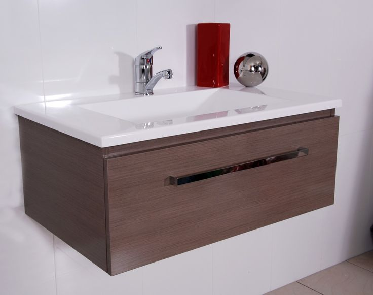 Looking for minimalistic design, 100% Australian quality as well as fits-all-budgets pricing & massive range of colours? You must check out Timberline  range of vanities like this Rockhampton vanity http://www.abltilecentre.com.au/timberline-rockhampton-vanity-750-regal-top-woodgrain-or-gloss-white-finish/ #whenqualitymatters