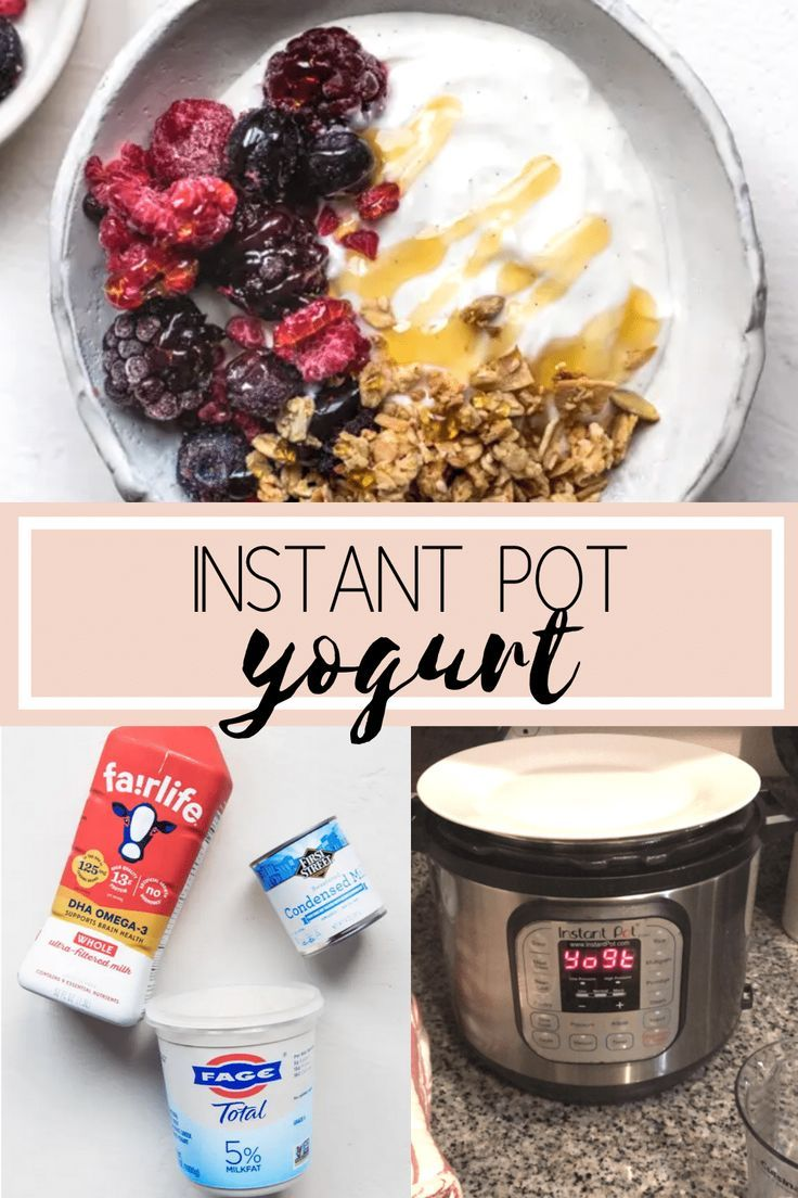 Pin On Instant Pot Recipes I Must Try