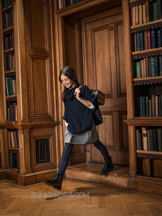Massimo Dutti Boys and Girls Back To School