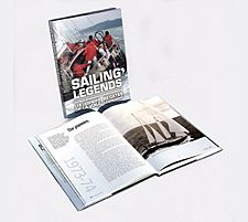 Sailing Legends - The story of the world's greatest ocean race  The Whitbread Round the World Race - now the Volvo Ocean Race - spans 40 years, ten races and more than 300,000 miles across the most inhospitable seas. From gentlemanly competition in yachts designed more for graceful living than screaming around Cape Horn, the race has progressed to purpose built craft with few creature comforts, crewed by fanatical, professionals.  http://www.southatlanticpublishing.com/sl_intro.htm
