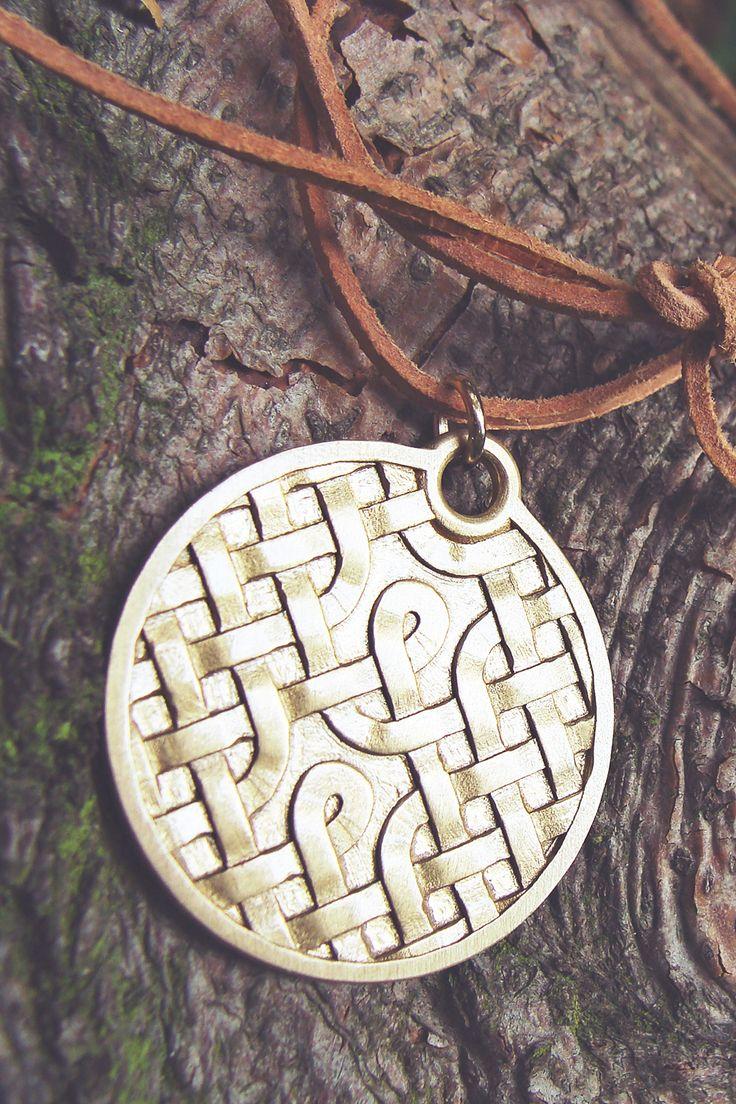 First custom celtic pendant by sertae.com ever created. My favourite.