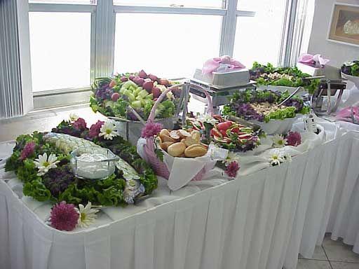 Women's Luncheon Menu Ideas | buffet luncheon for South Florida catering
