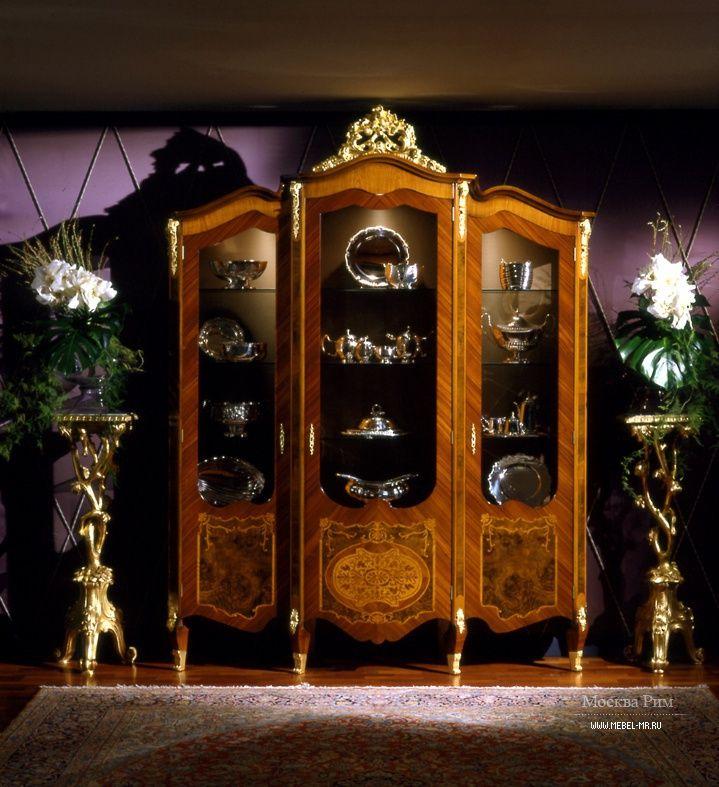 Showcase With Glazed Doors, Armando Rho   Furniture MR