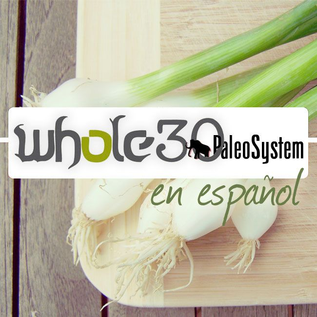 Programa Whole30, en español