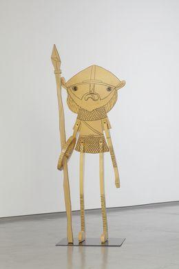 Shintaro Miyake, 'Viking with a Spear,' 2013, Tomio Koyama Gallery