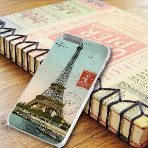 Eiffel Tower Post Card iPhone 6 Plus|iPhone 6S Plus Case