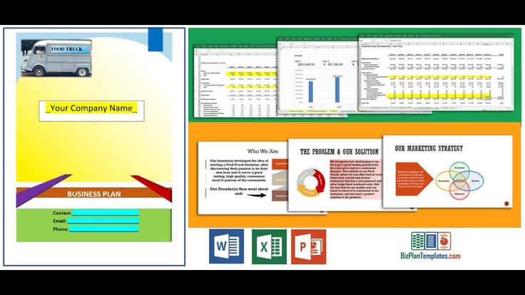 14 best Business Plan Template images on Pinterest - business plans template