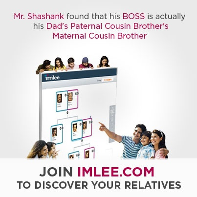 Discover new relatives