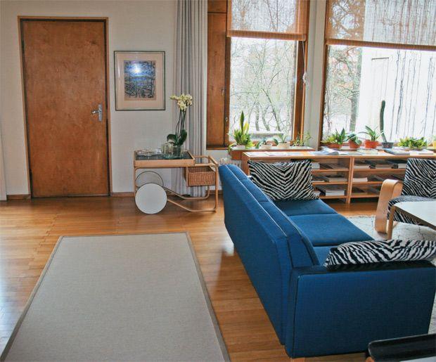 de Alvar Aalto, em Helsinki, mostra as criações do arquiteto