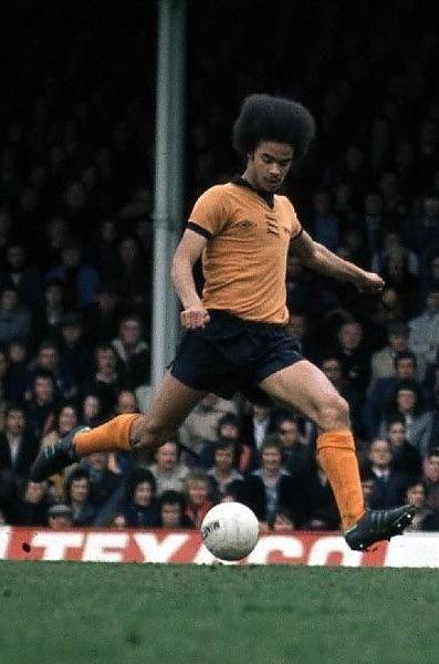 George Berry - Wolverhampton Wanderers