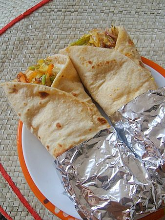 Vegetable-Kati-Roll...via Sailu's Kitchen....