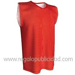 Camisetas tecnicas deportivas para niños reversibles. Disponibles en diferentes colores. 100% poliester transpirable.