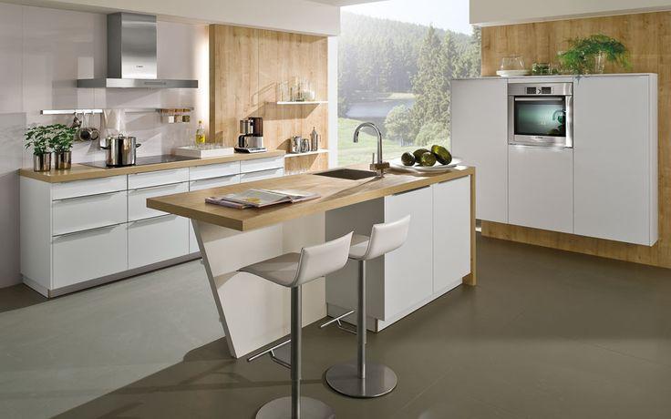Küchengriffe und Küchenschrankgriffe aus Edelstahl, Porzellan …-Küche&Co