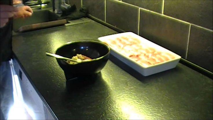 Mad Chefs BBQ - Afsnit 4: Kyllinge kebab/spyd på Rotisseri - Køb online på www.homeshop.dk