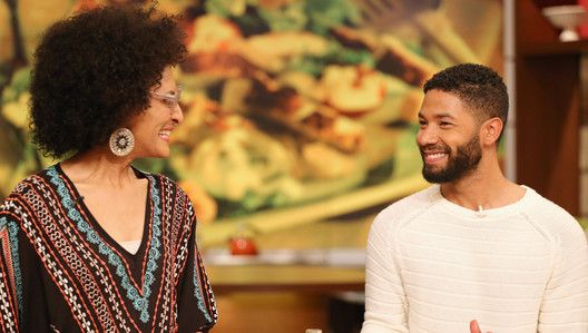 Personal Strawberry Rhubarb Pies Recipe by Jussie Smollett - The Chew