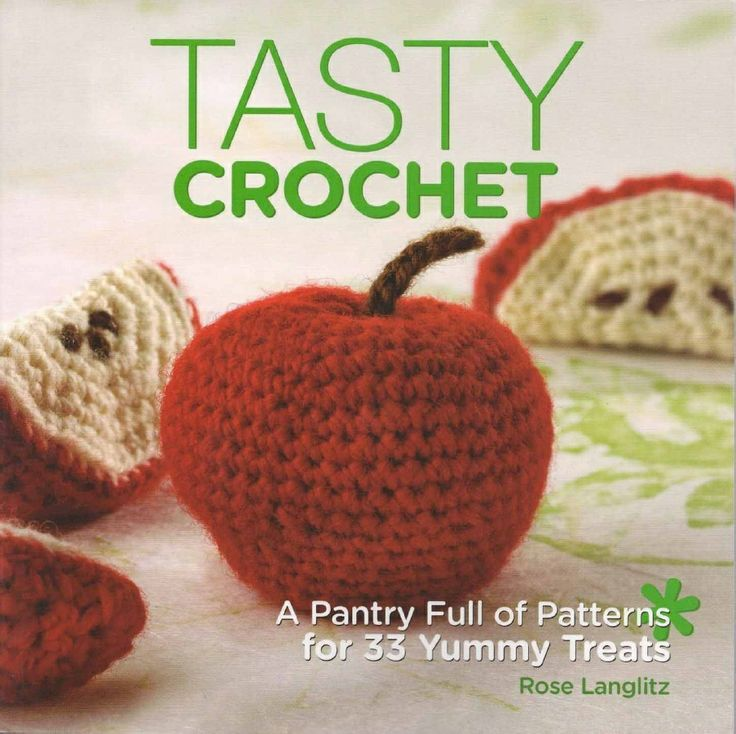 Crochet Patterns Free Food : 17 Best images about Crochet on Pinterest Free pattern ...