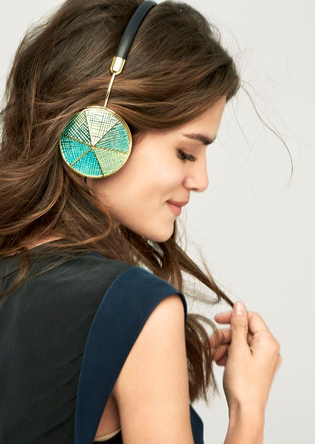Lookbook - FRENDS headphones   Sometimes One Isn't Enough