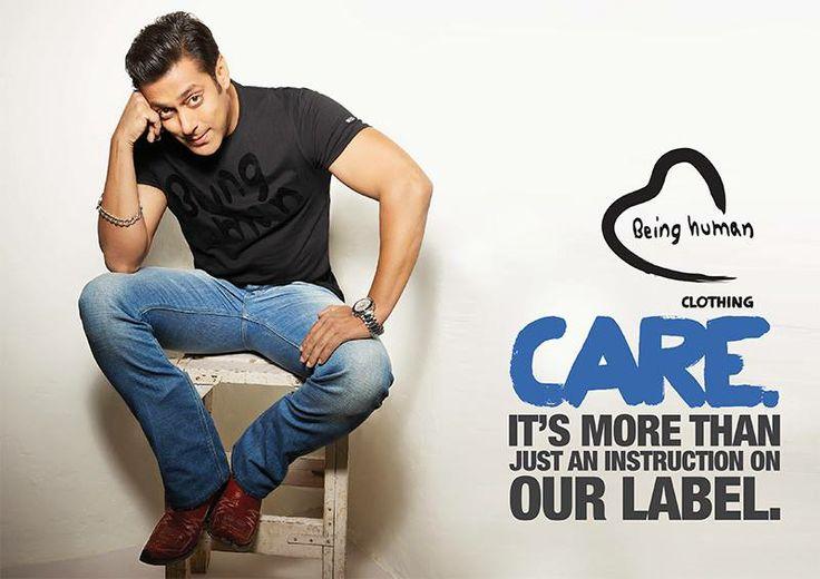 Being Human Clothing Salman Khan Spring Summer Campaign