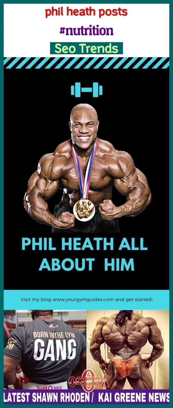 Phil Heath 2020 Fitness In 2020 Phil Heath Phil Heath Bodybuilding Phil Heath Quotes