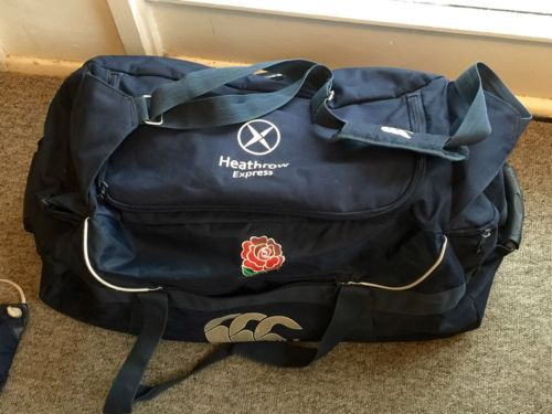 Player issue england #rugby, 7's rugby holdall, #rare. canterbury, #marcus watson,  View more on the LINK: http://www.zeppy.io/product/gb/2/391372756654/