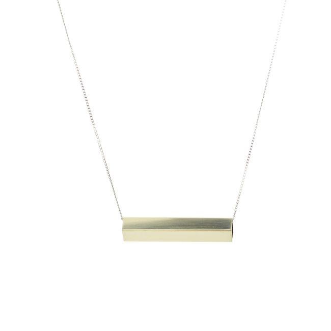 Short Bar Necklace