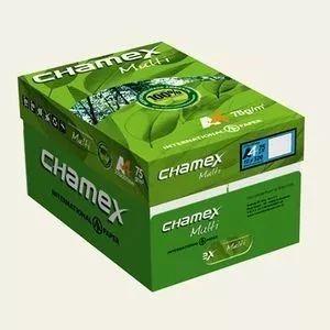 oferta resma papel chamex a4 caja 10 resmas