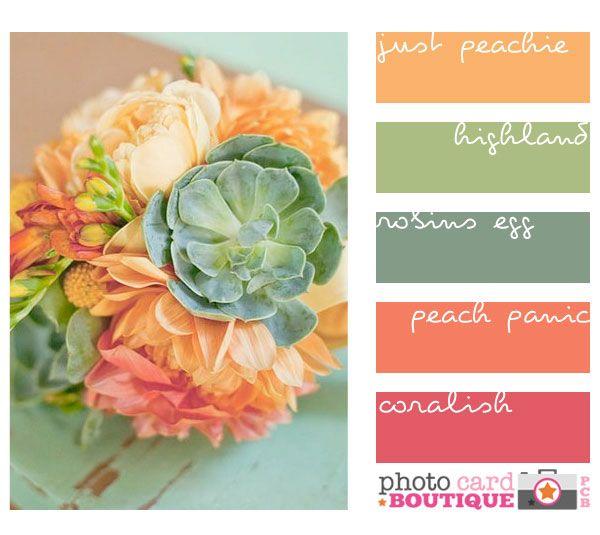 Best 25+ Peach Color Palettes Ideas On Pinterest