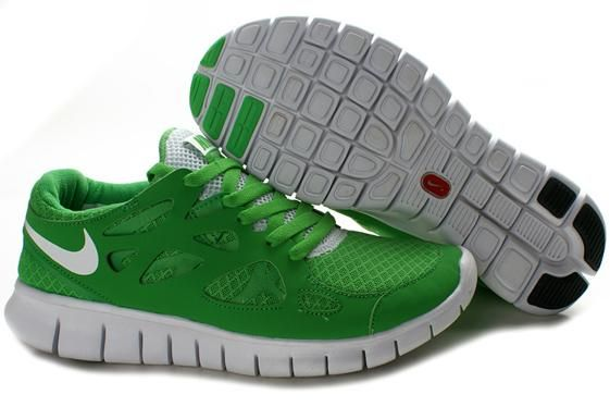 green womens nike shoes