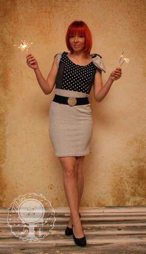 Wunderkerze | Schnittmuster für Damenkleider | Pinterest